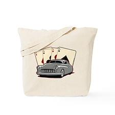 Motor City Lead Sled Tote Bag
