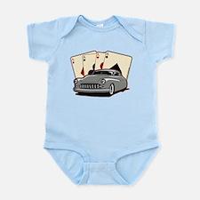 Motor City Lead Sled Infant Bodysuit