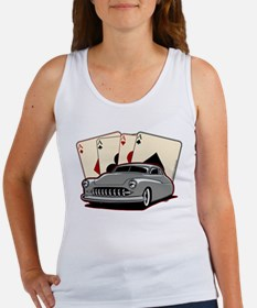 Motor City Lead Sled Women's Tank Top