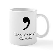 Team Oxford Comma Mugs