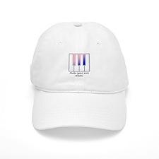 Make your own music Baseball Cap