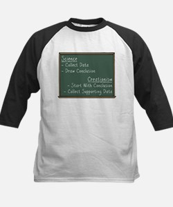 Science vs Creationism Tee