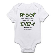 Daddy's Proof Onesie
