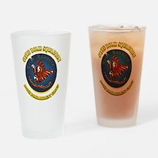 423RD BOMB SQUADRON Drinking Glass