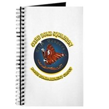 423RD BOMB SQUADRON Journal