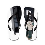 Locker Fishing Waders Flip Flops