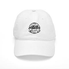 Jackson Hole Old Circle Baseball Cap