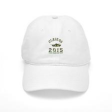 Class Of 2015 Military School Baseball Cap
