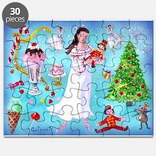 Nutcracker & Clara Puzzle
