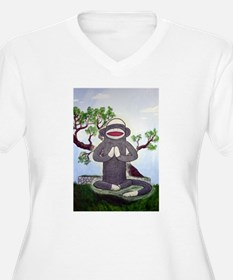 Sock Monkey Nirvana T-Shirt