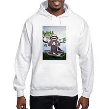Sock Monkey Nirvana Hoodie