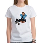 Laid Back Policeman Women's T-Shirt