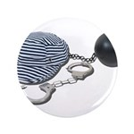 Jailbird Handcuffs Ball Chain 3.5