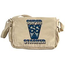 Super Stacker Messenger Bag