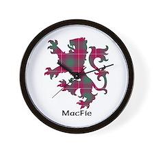Lion - MacFie Wall Clock