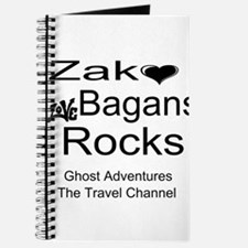Ghost Adventures Journal