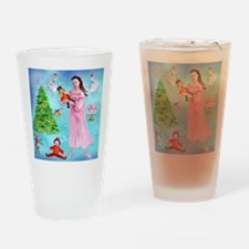 Nutcracker & Clara Drinking Glass