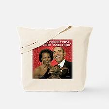 Obama's Inner Child Tote Bag