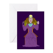 Goddess Thunder Greeting Cards (Pk of 10)