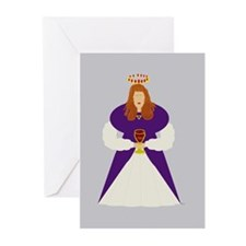 Mary Magdalene Greeting Cards (Pk of 10)