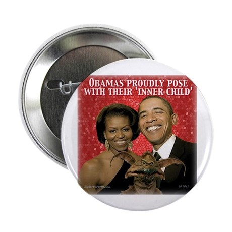 "Obama's Inner Child 2.25"" Button (10 pack)"