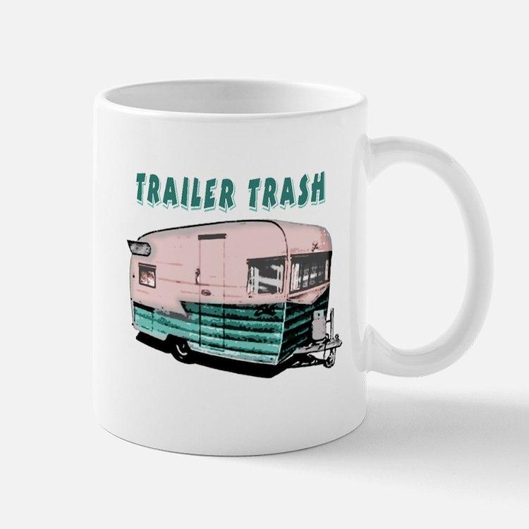 Trailer Trash Mug
