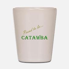 Catawba Shot Glass