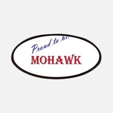 Mohawk Patches