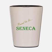 Seneca Shot Glass