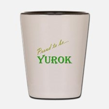 Yurok Shot Glass