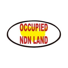 Occupied NDN Land Patch