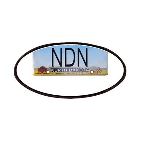 North Dakota NDN Pride Patches