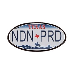 Texas NDN Pride Patches