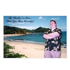 Eddy Postcards (Package of 8)
