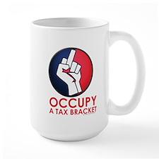Occupy a Tax Bracket Mug