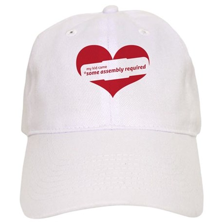 Red Heart Cap
