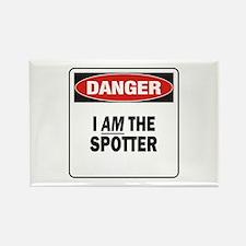Spotter Rectangle Magnet