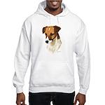 Jack Russell Hooded Sweatshirt