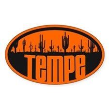 Tempe AZ Flag Decal