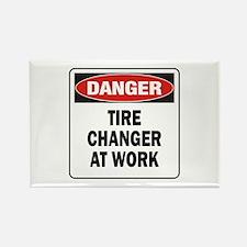 Tire Changer Rectangle Magnet