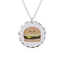 Hamburger Necklace