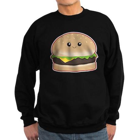 Hamburger Sweatshirt (dark)