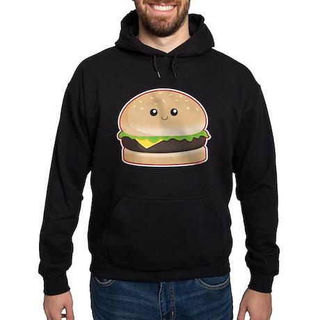 Hamburger Hoodie (dark)