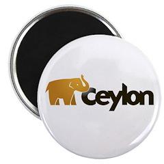 Ceylon Magnet