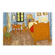 Vincent Van Gogh Bedroom Postcards (Package of 8)