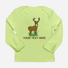 BIG BUCK Long Sleeve Infant T-Shirt