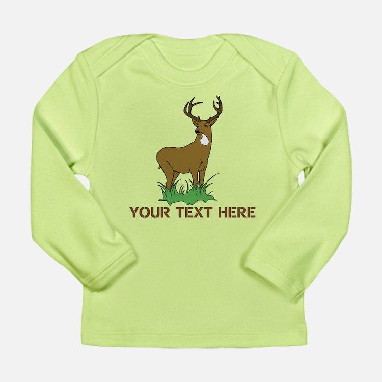BIG BUCK Long Sleeve Infant T-Shirt