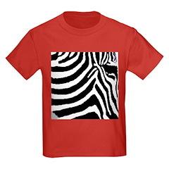 zebra print T