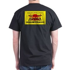 US Zombie Hunting Permit T-Shirt