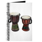 Djembe Drums 1 Journal